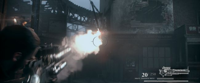 The Order: 1886 - Screenshots - Bild 1