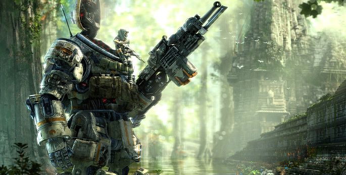 Titanfall: Expedition - Test