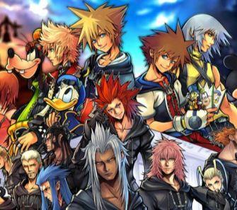 Kingdom Hearts HD 2.5 ReMIX - Test