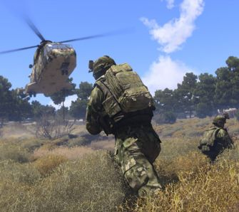 ArmA 3 – Nachtest - Test