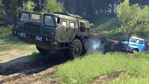 Spintires: Offroad Truck-Simulator
