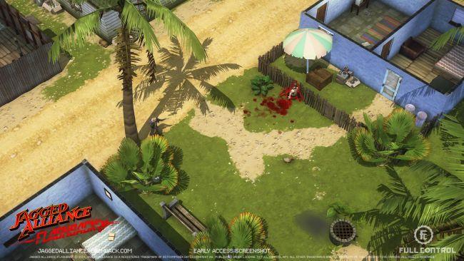 Jagged Alliance: Flashback - Screenshots - Bild 5