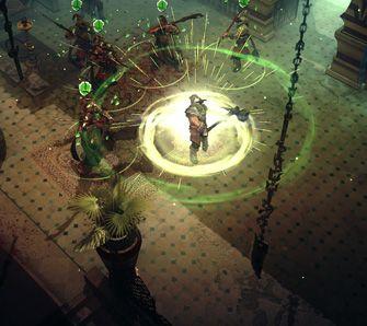Shadows: Heretic Kingdoms - Test