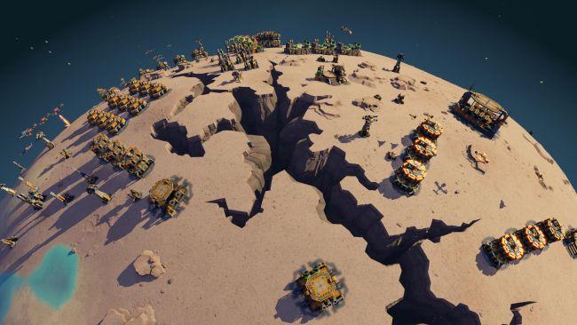 Planetary Annihilation - Screenshots - Bild 1