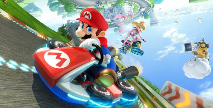 Mario Kart Xxl Mutmaßliche Gba Techdemo Aufgetaucht News Von