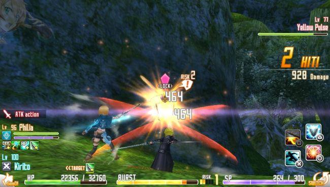 Sword Art Online: Hollow Fragment - Screenshots - Bild 3