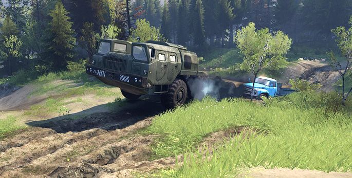 Spintires - Preview