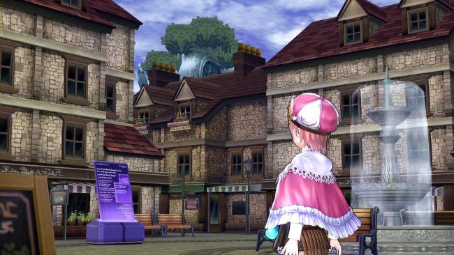 Atelier Rorona Plus: The Alchemist of Arland - Screenshots - Bild 3