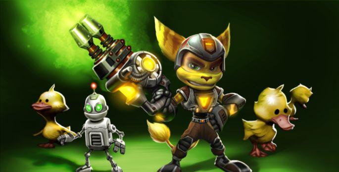 The Ratchet & Clank Trilogy - Test