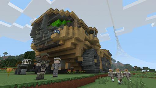 Minecraft DLC: Halo Mash-up Pack - Screenshots - Bild 13