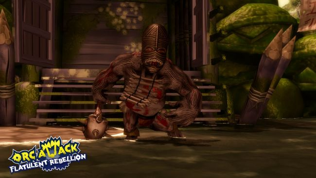 Orc Attack: Flatulent Rebellion - Screenshots - Bild 11
