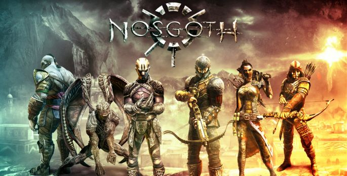 Nosgoth - Preview