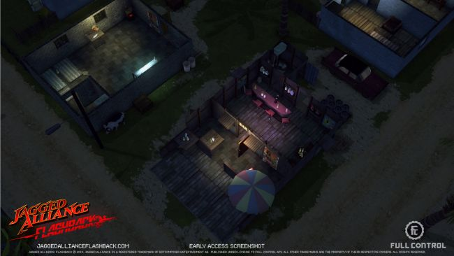 Jagged Alliance: Flashback - Screenshots - Bild 19