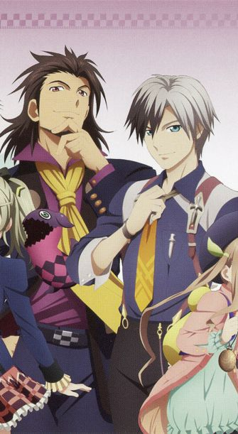 Tales of Xillia 2 - Test