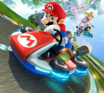 Mario Kart 8 - Test
