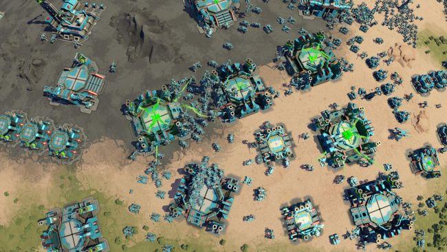 Planetary Annihilation - Screenshots - Bild 3