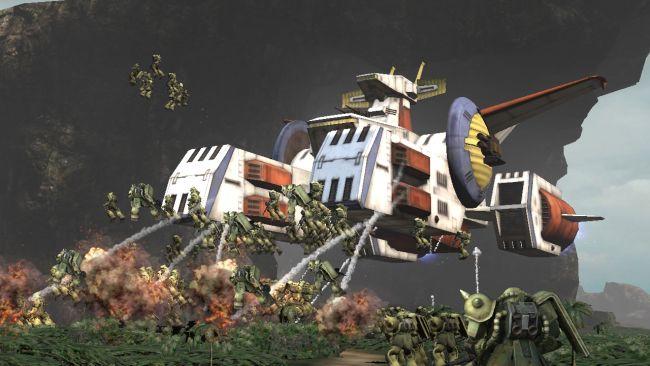 Dynasty Warriors: Gundam Reborn - Screenshots - Bild 14