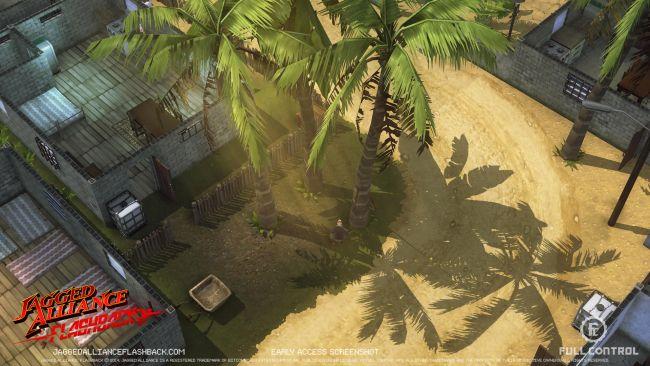 Jagged Alliance: Flashback - Screenshots - Bild 8
