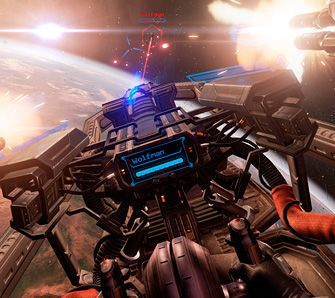Eve Valkyrie - Preview