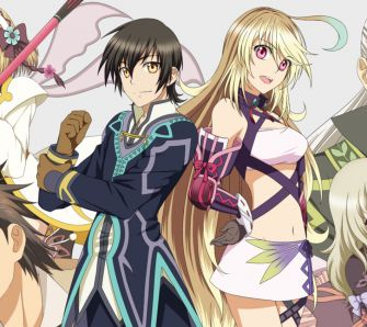 Tales of Xillia - Test
