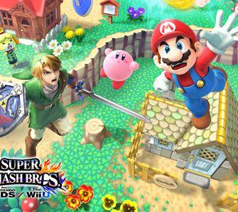 Super Smash Bros. Wii U - Preview