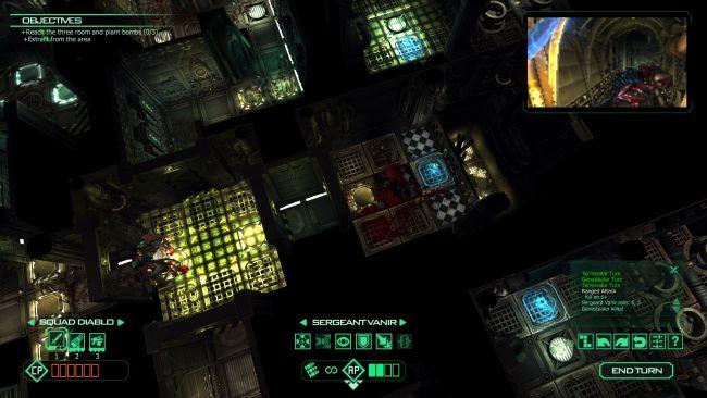 Space Hulk DLC: Harbinger of Torment - Screenshots - Bild 5