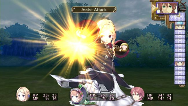 Atelier Rorona Plus: The Alchemist of Arland - Screenshots - Bild 8