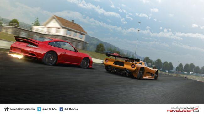 Auto Club Revolution 2.0 - Screenshots - Bild 4