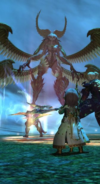 Final Fantasy XIV: A Realm Reborn - Preview