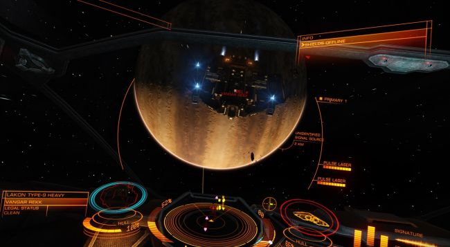 Elite: Dangerous - Screenshots - Bild 8