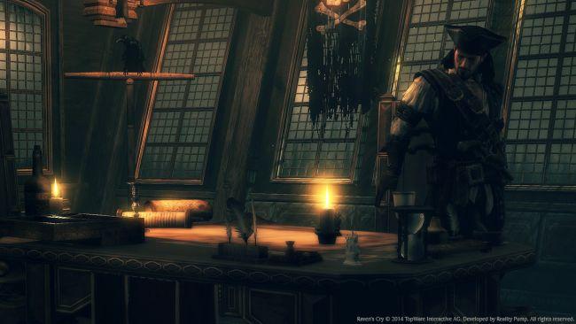 Raven's Cry - Screenshots - Bild 3