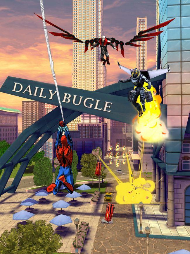 Spider-Man Unlimited - Screenshots - Bild 5