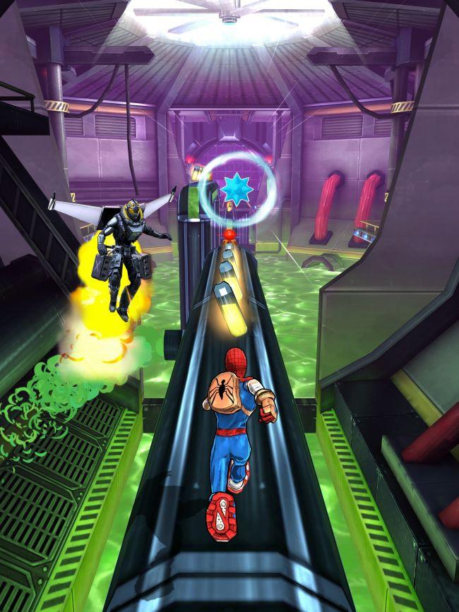 Spider-Man Unlimited - Screenshots - Bild 3