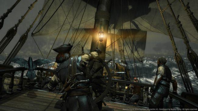 Raven's Cry - Screenshots - Bild 2