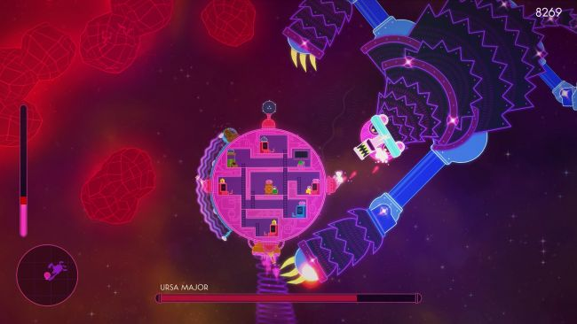Lovers In A Dangerous Spacetime - Screenshots - Bild 3