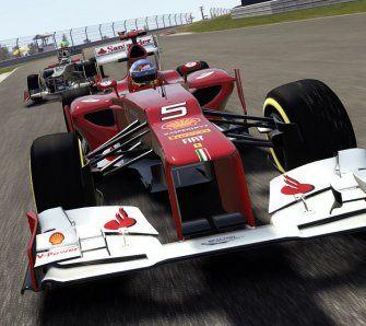 F1 2013 - Test