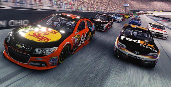NASCAR 14 - Test