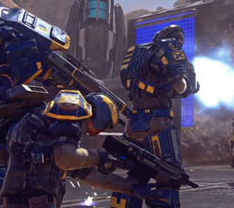 PlanetSide 2 - Preview