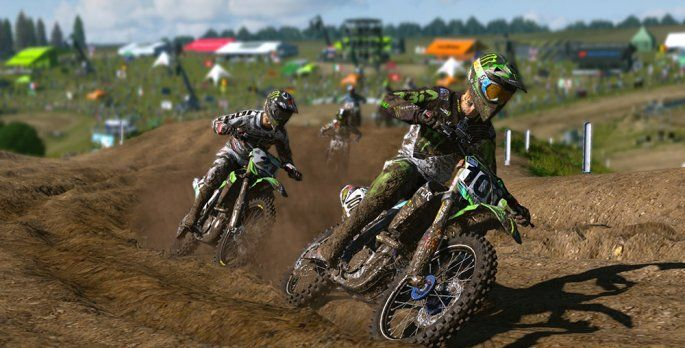MXGP: The Official Motocross Videogame - Test