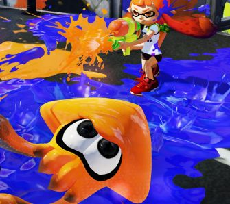 Splatoon - Preview