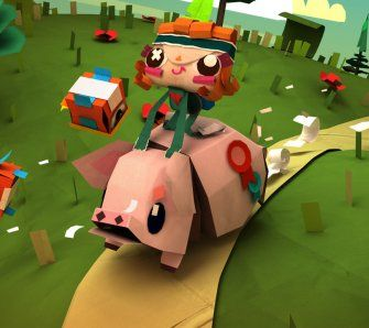 Tearaway - Preview