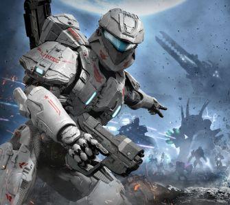Halo: Spartan Assault - Test