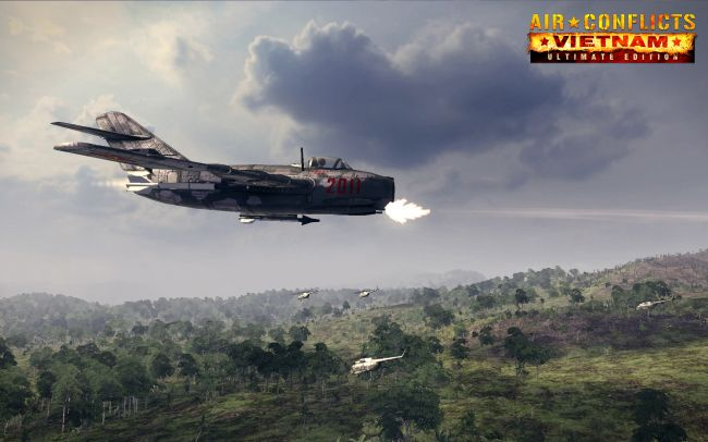 Air Conflicts: Vietnam - Ultimate Edition - Screenshots - Bild 4