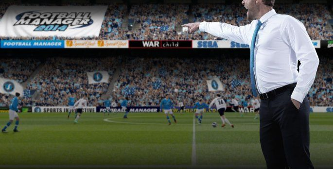 Football Manager 2014 - Test