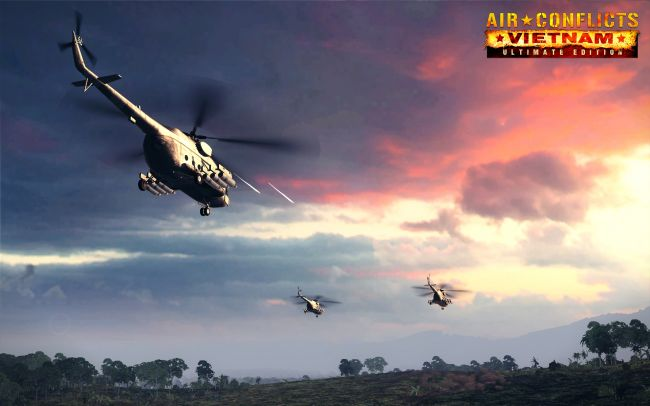 Air Conflicts: Vietnam - Ultimate Edition - Screenshots - Bild 3