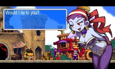 Shantae and the Pirate's Curse - Screenshots - Bild 2