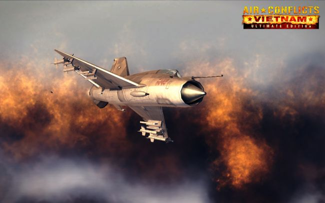 Air Conflicts: Vietnam - Ultimate Edition - Screenshots - Bild 2