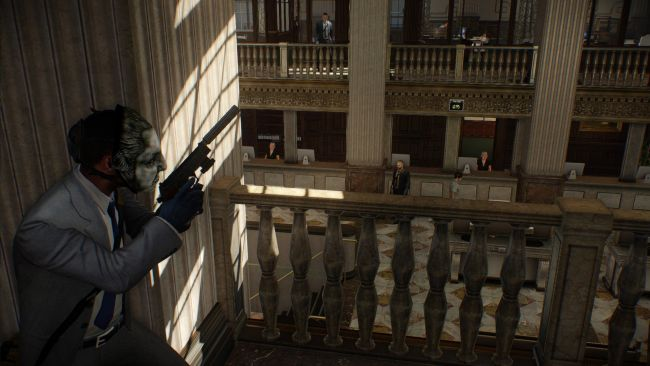 Payday 2 DLC: Big Bank - Screenshots - Bild 1