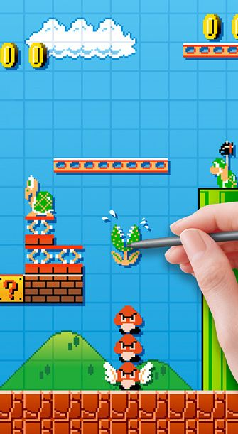 Super Mario Maker - Test