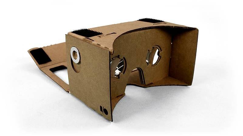 Cardboard Vr Brille Basteln : Google kit zum selber basteln einer vr brille entwickelt news